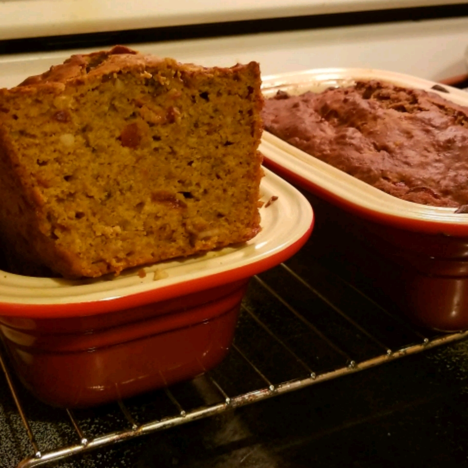 Cranberry Pumpkin Bread oboathouse