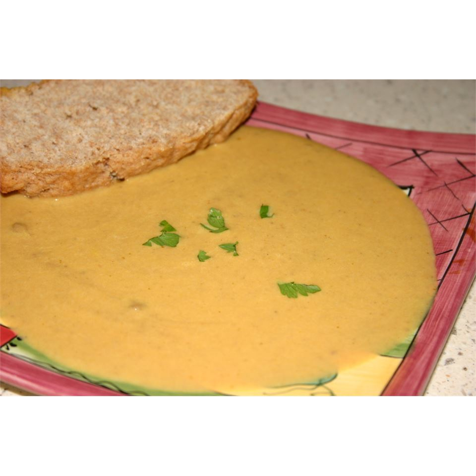 Pumpkin and Sausage Soup jalexandropoulos