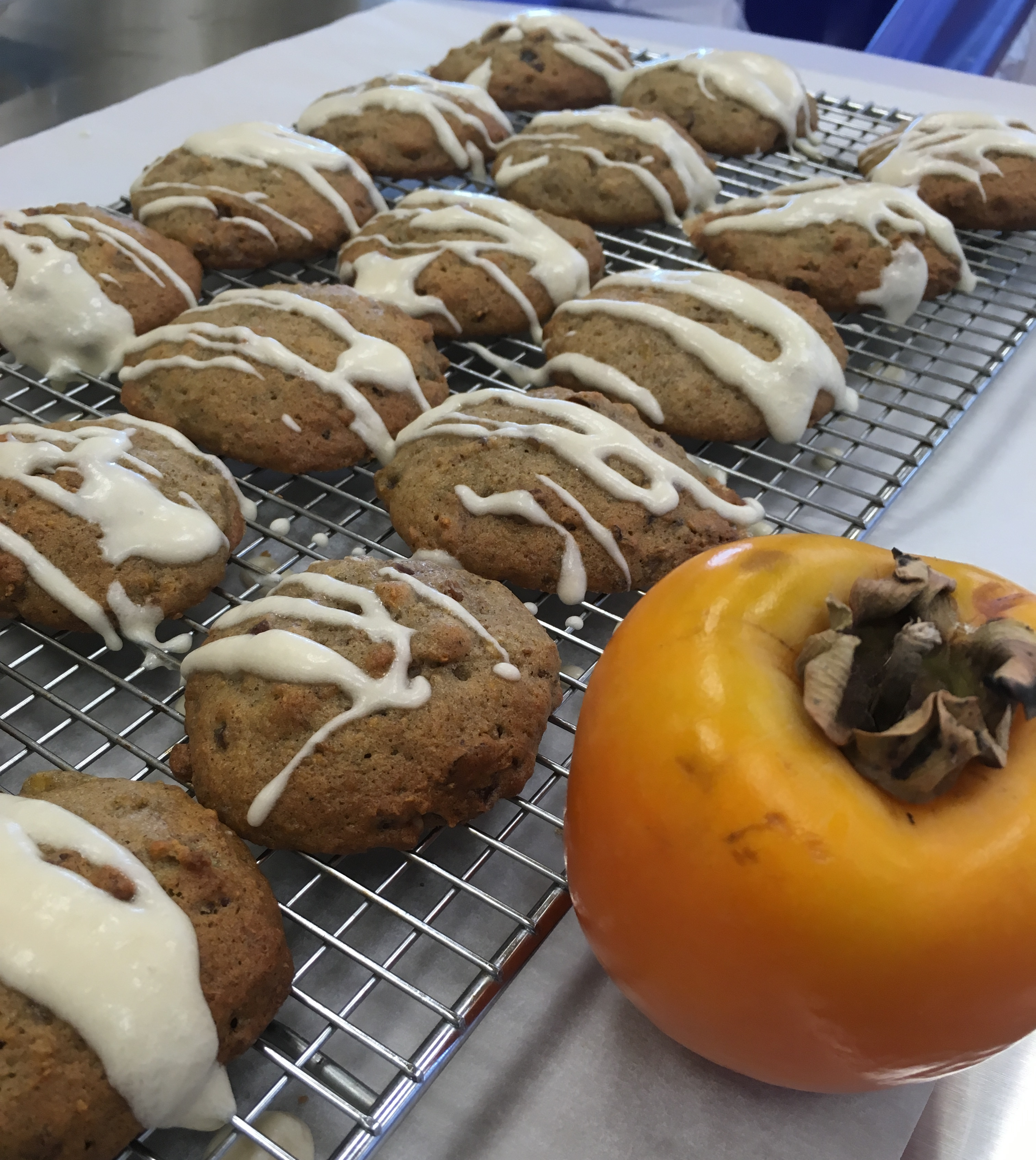 Auntie's Persimmon Cookies Ann Freele