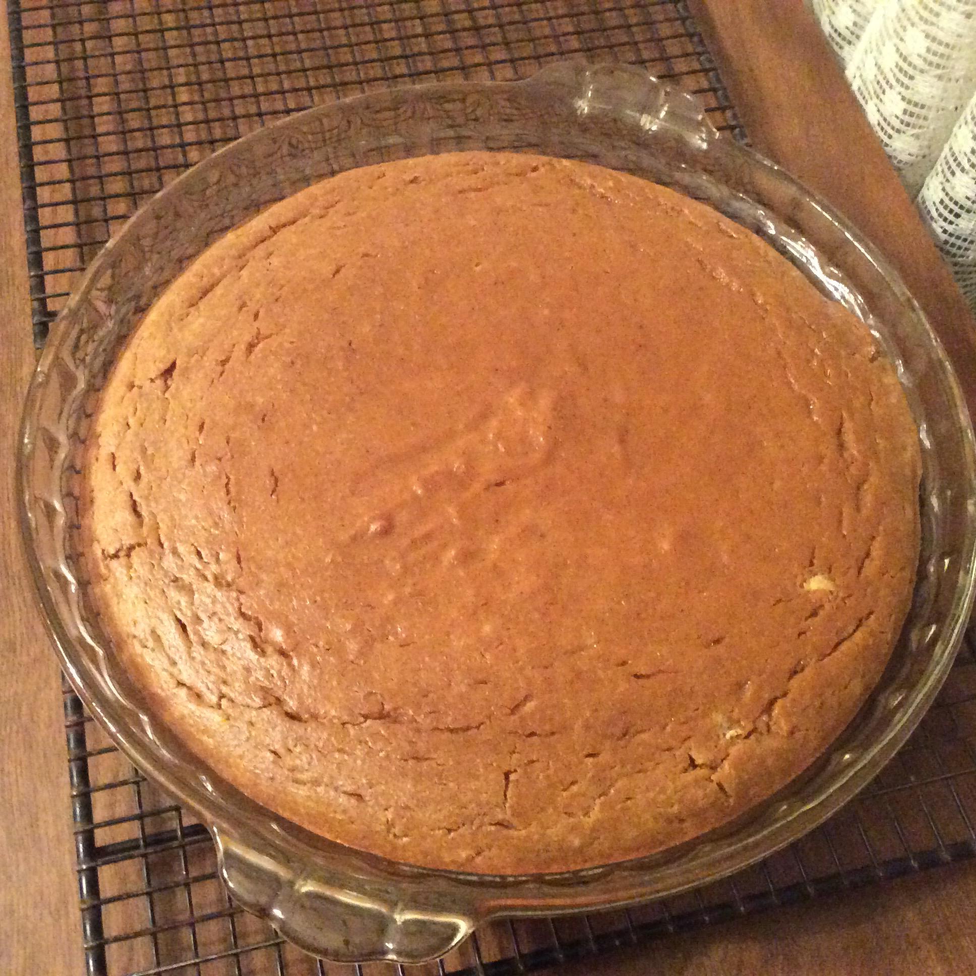 Impossible Pumpkin Pie GinaMomaBabeof3