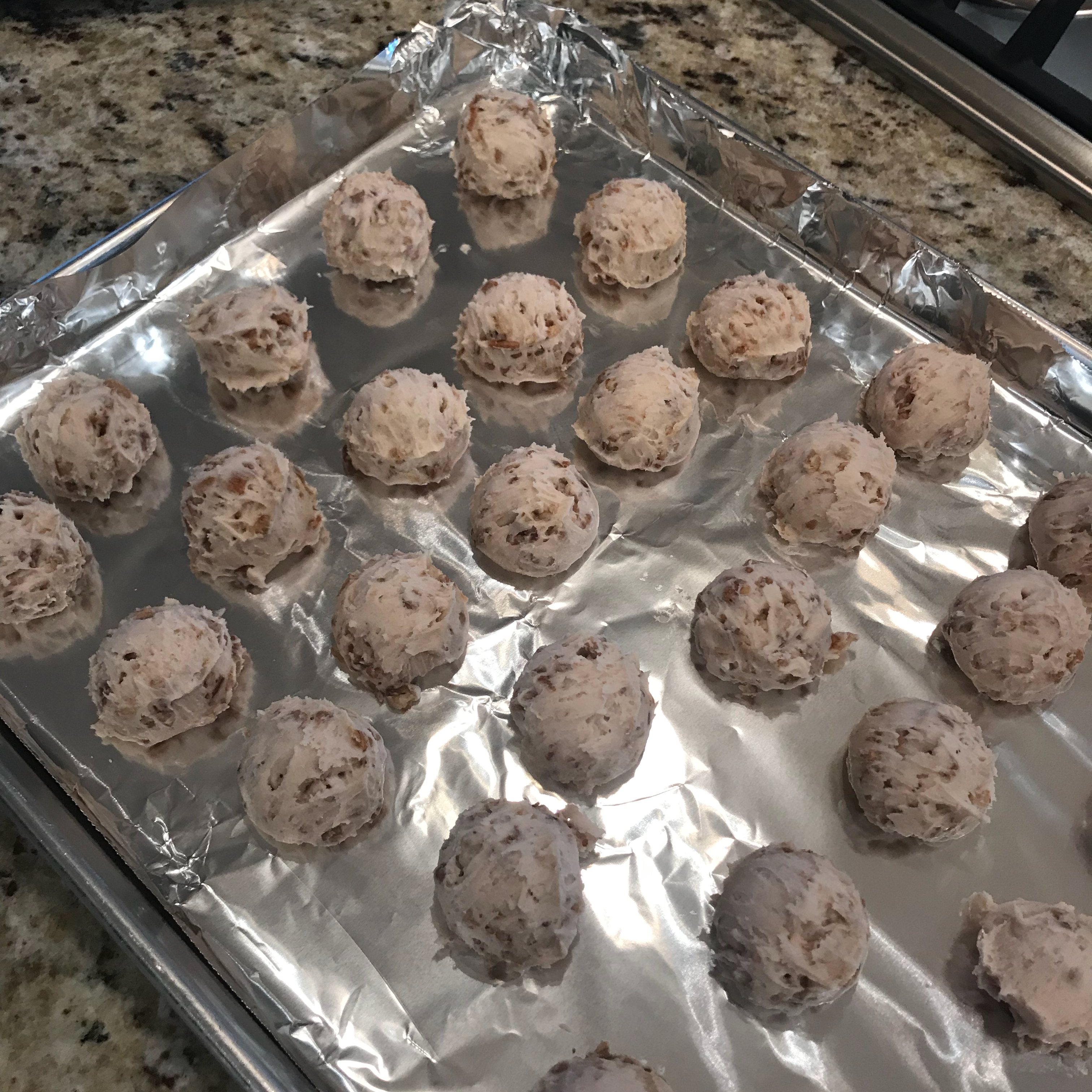 Kentucky Bourbon Balls baslhicks