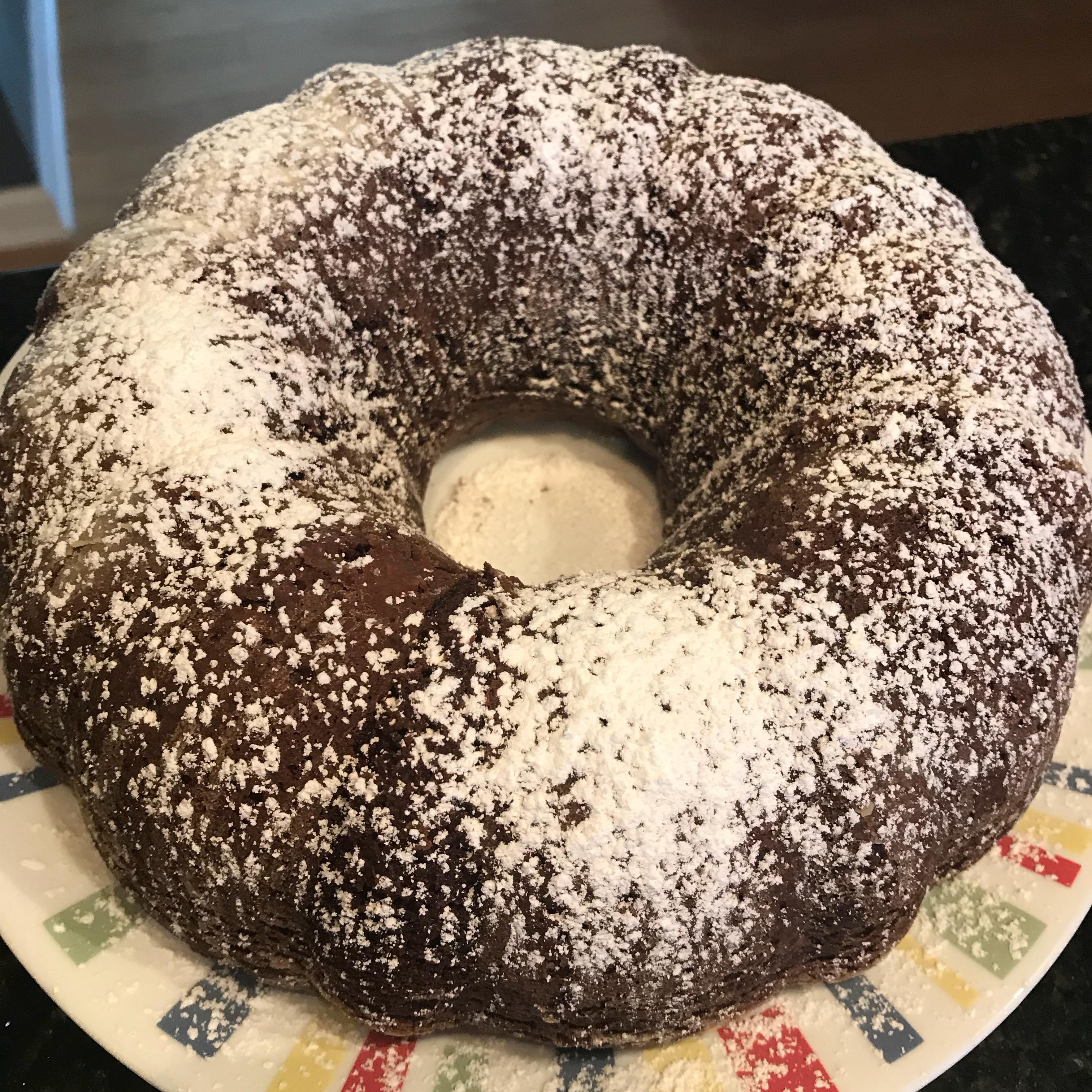 Chocolate Pumpkin Bundt® Cake Jacqueline Lanno Gross
