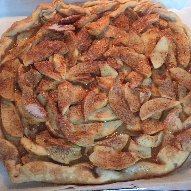 Apple Crostata marty