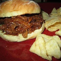 BBQ Pork Sandwiches Estefy