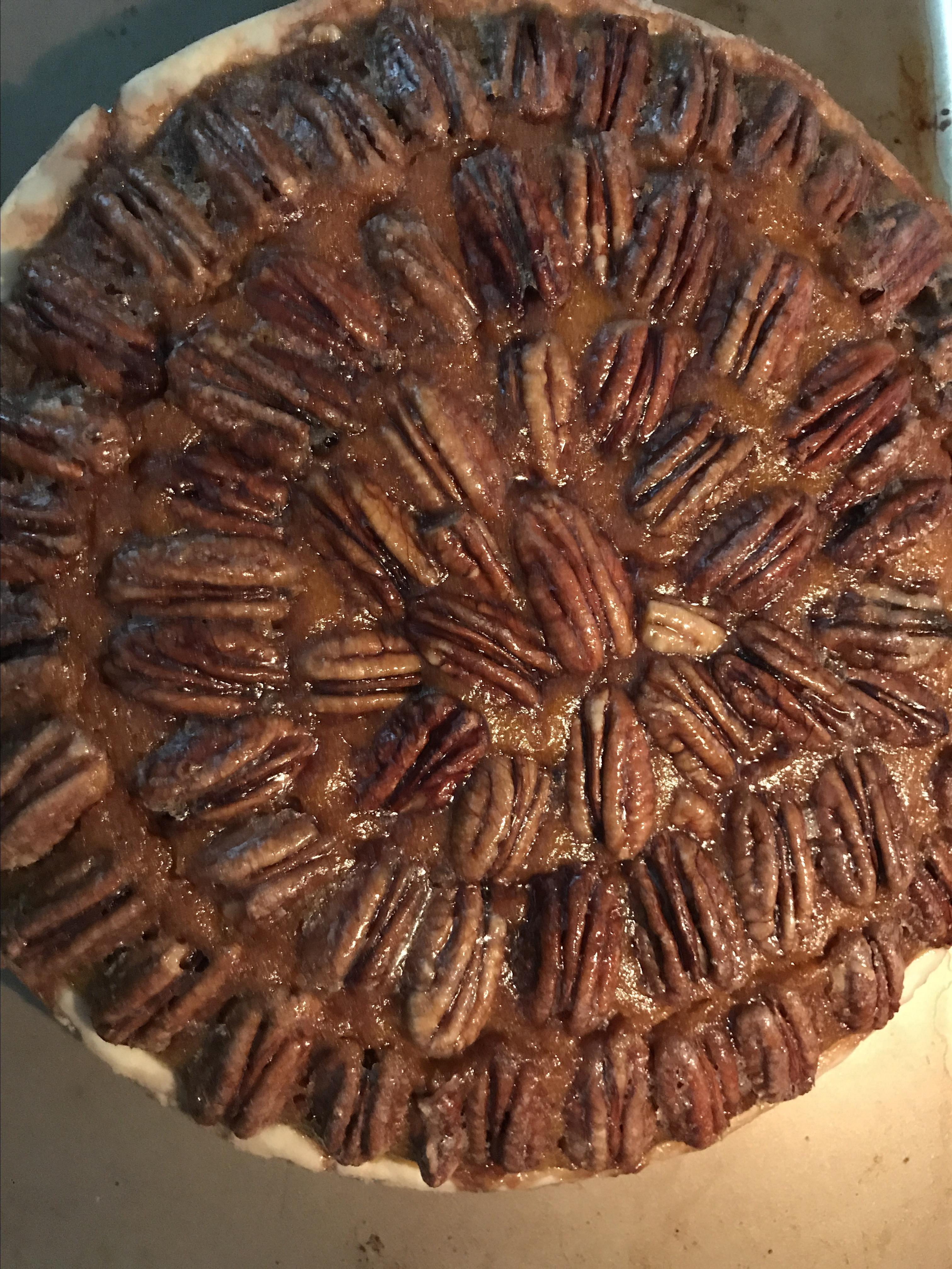 Pumpkin Pecan Pie II Yara C
