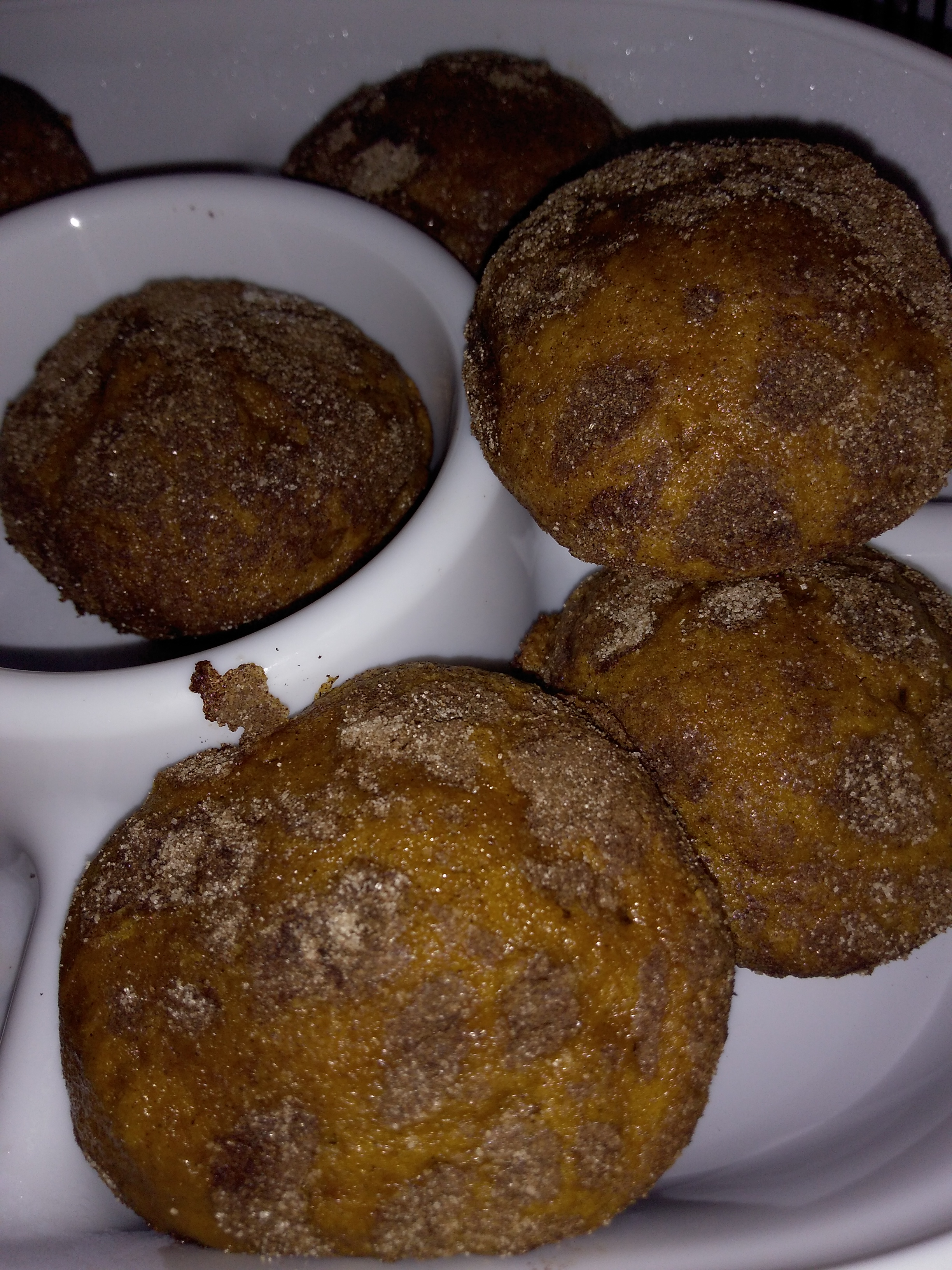 Pumpkin Muffins with Cinnamon Streusel Topping