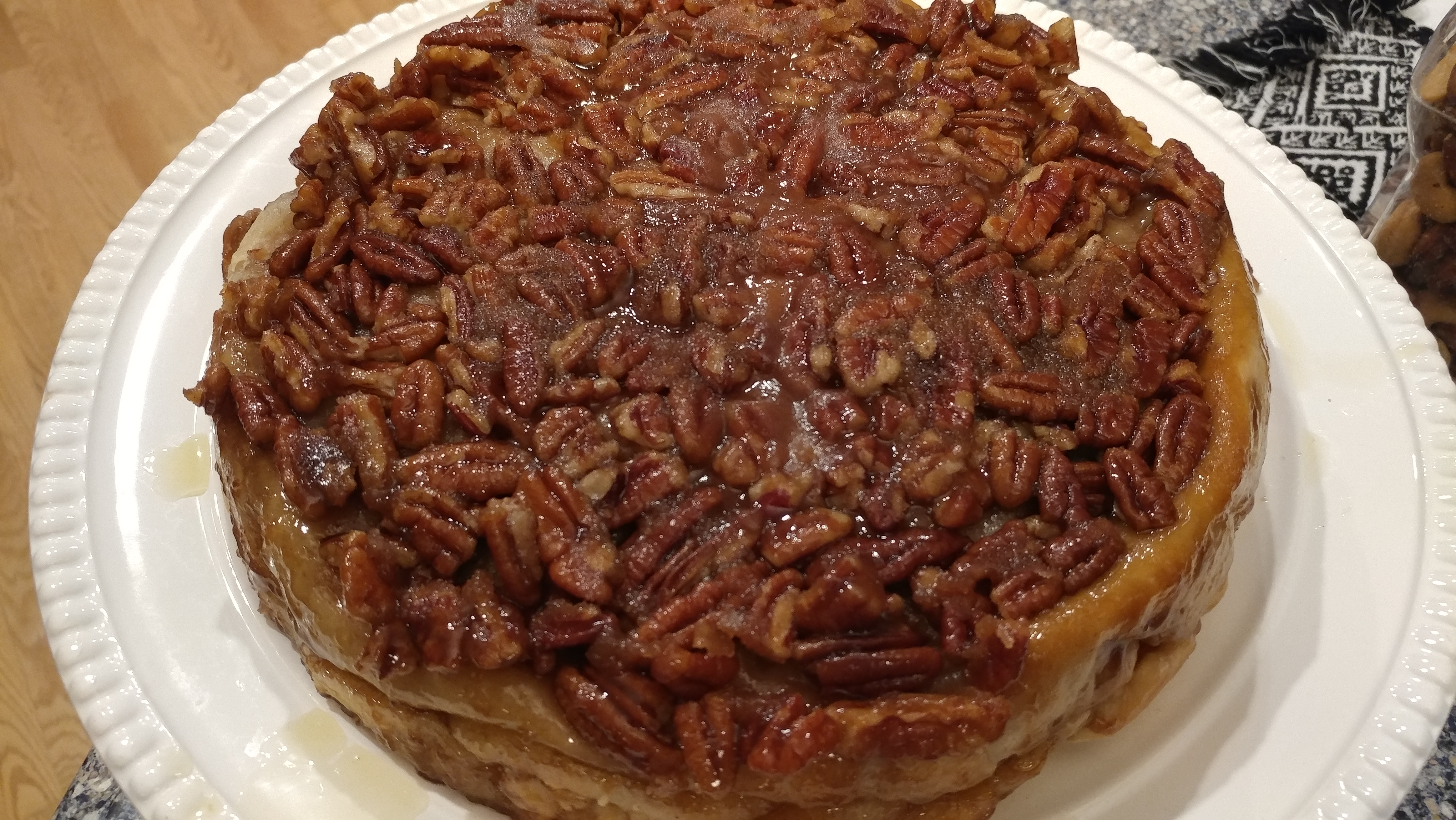 Caramel Pecan Apple Pie Tina Maus