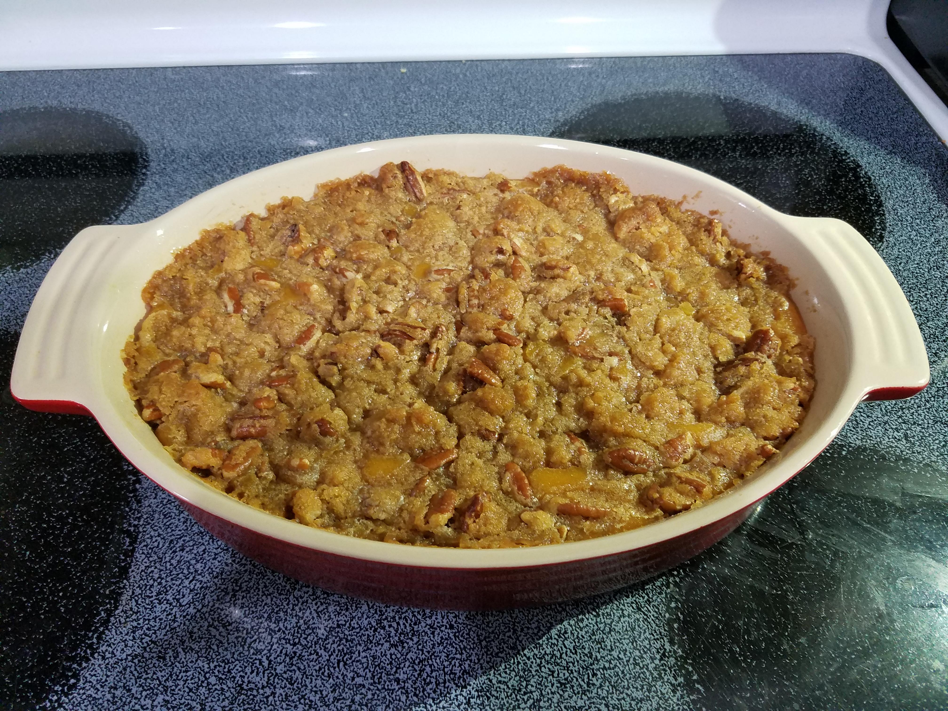 Sweet Potato Casserole I