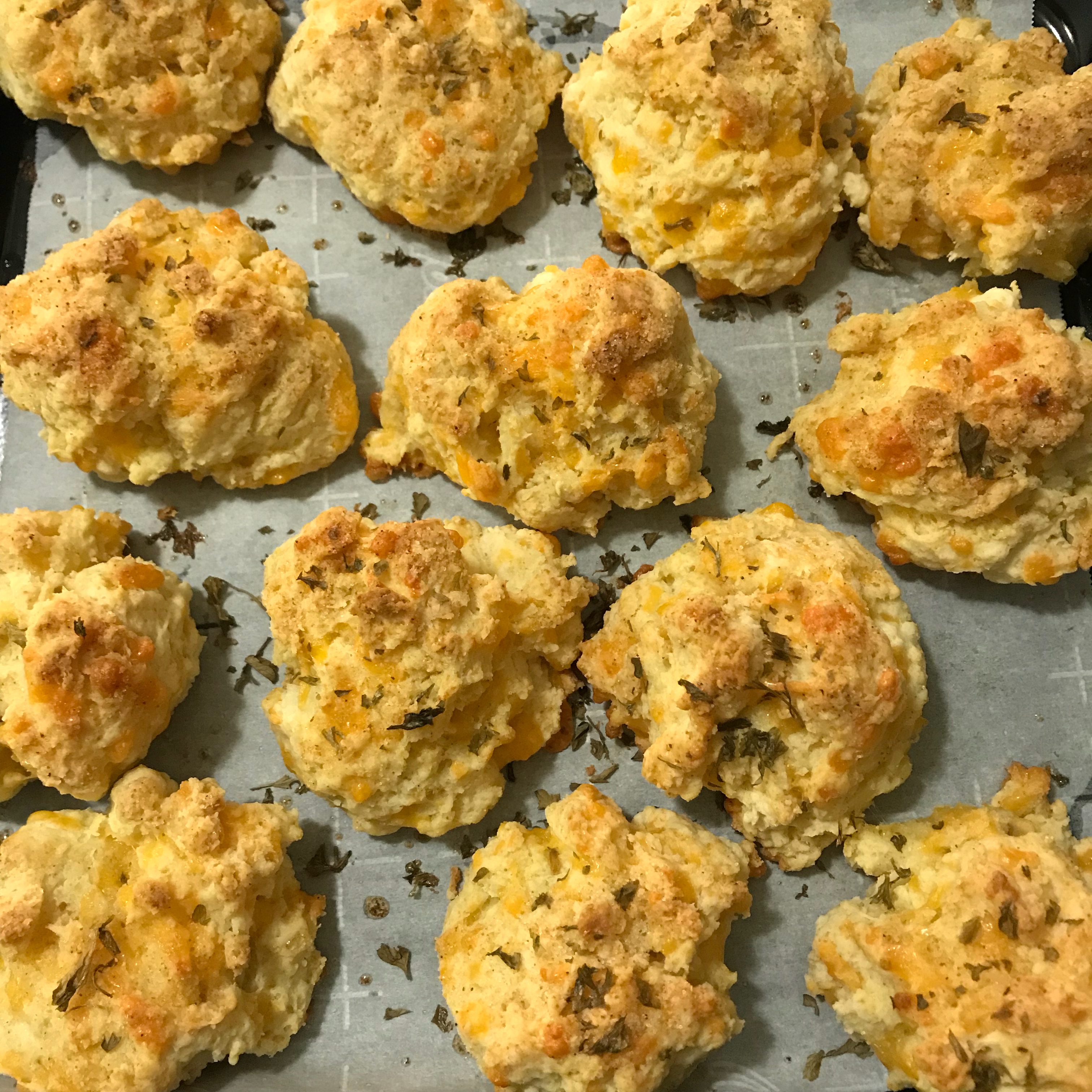 Cheddar Biscuits mkt003