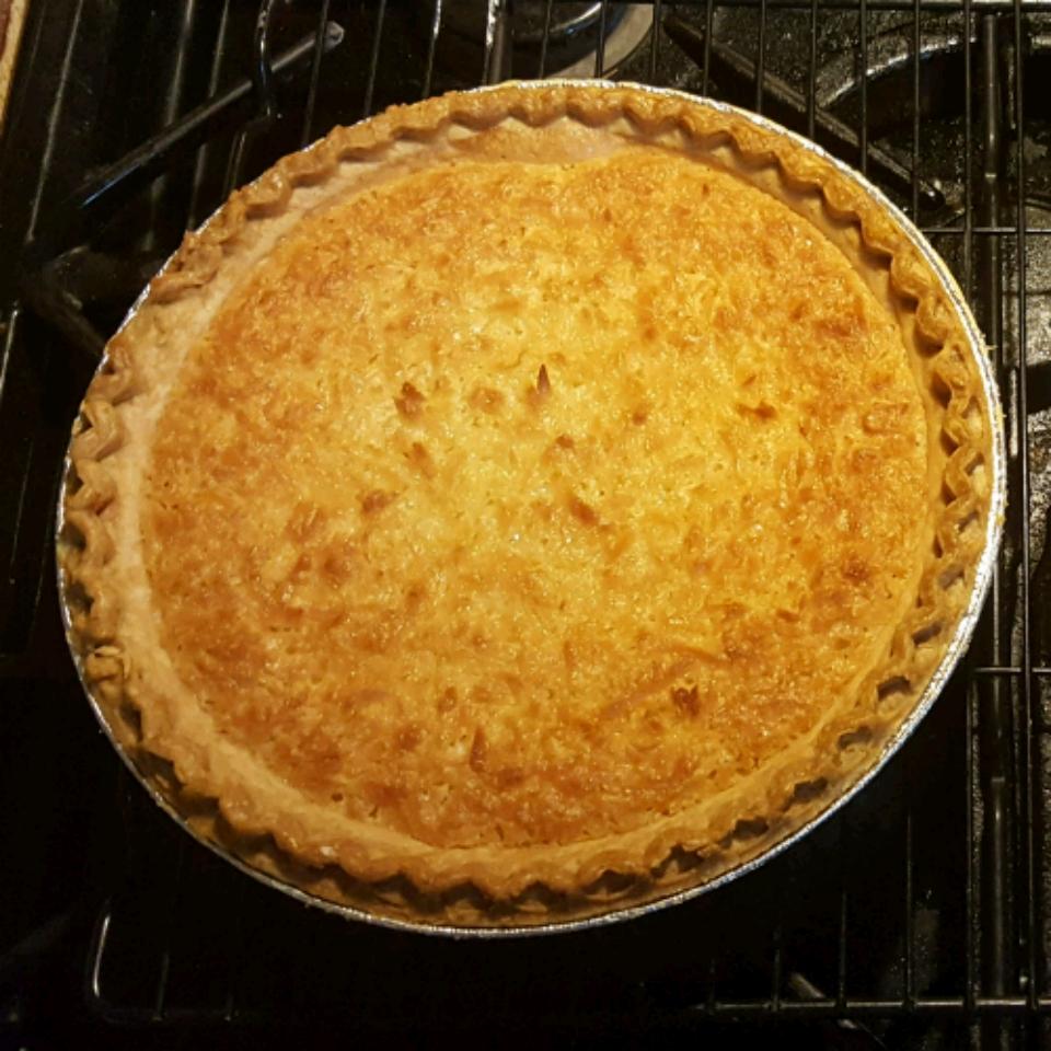 Grandma's Coconut Pies