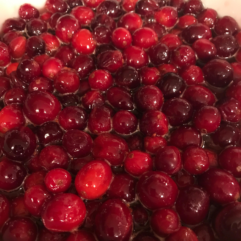Cranberry Sauce I