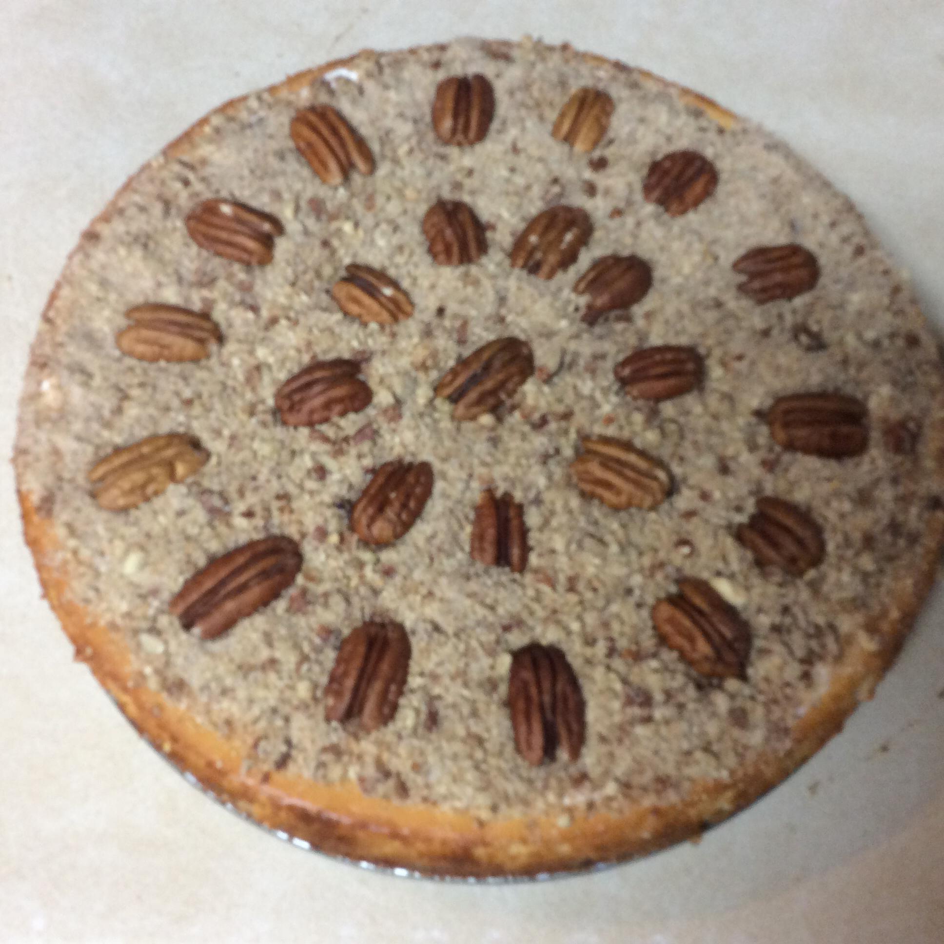 Southern Pecan Cheesecake Cbeth238