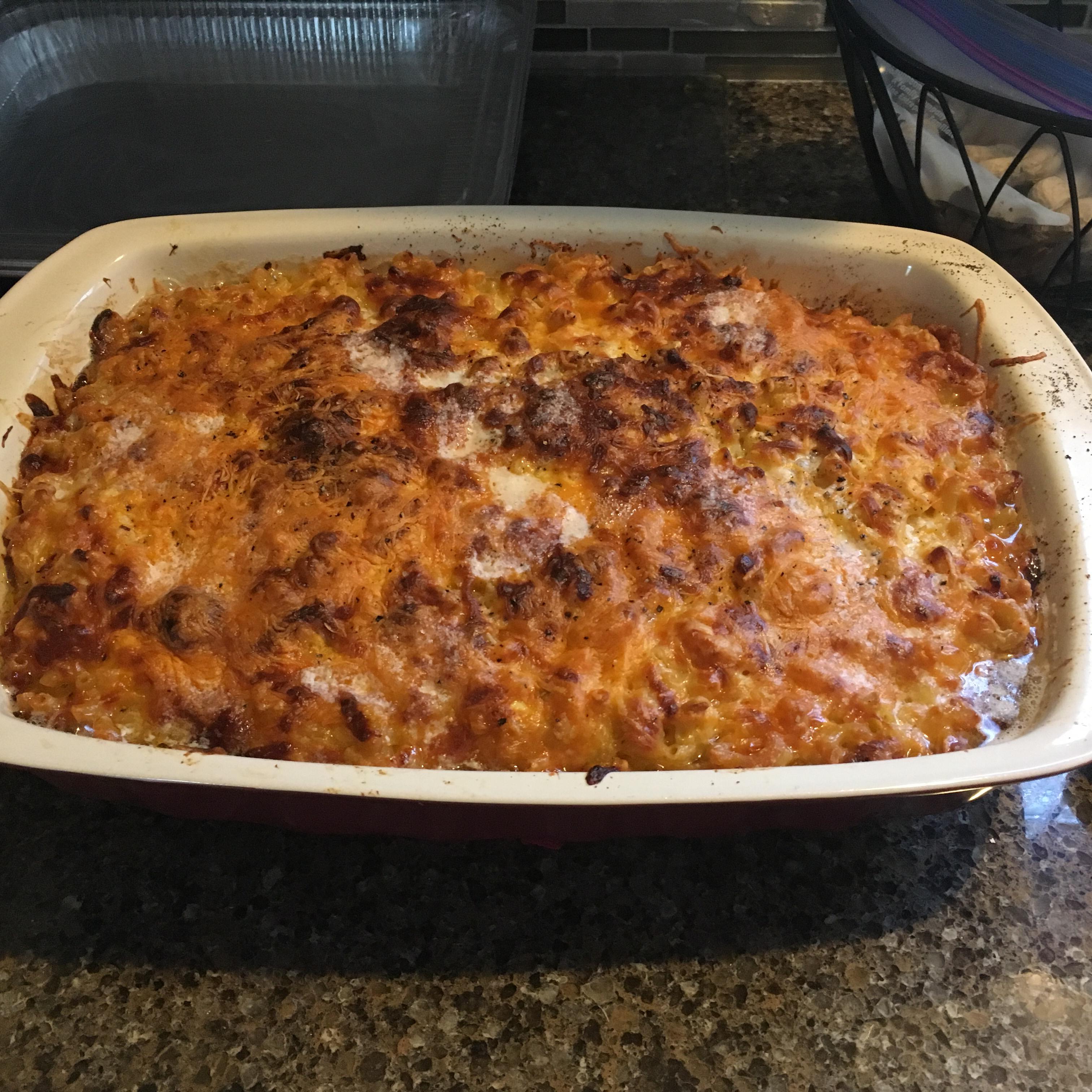 Lisa's Macaroni and Cheese