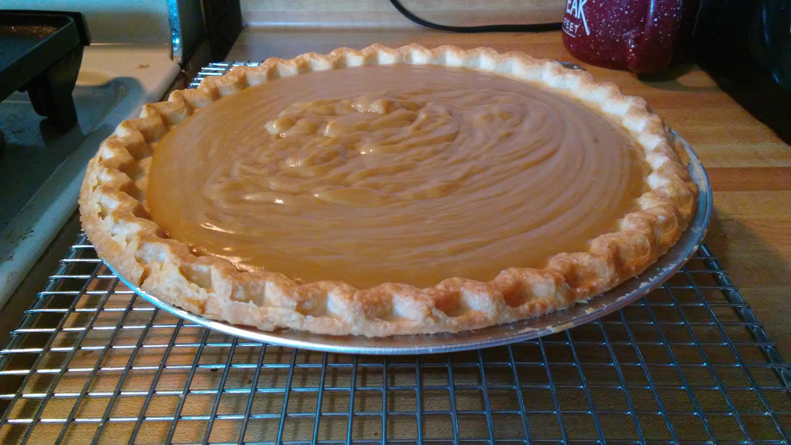 Kelly's Butterscotch Pudding Robert