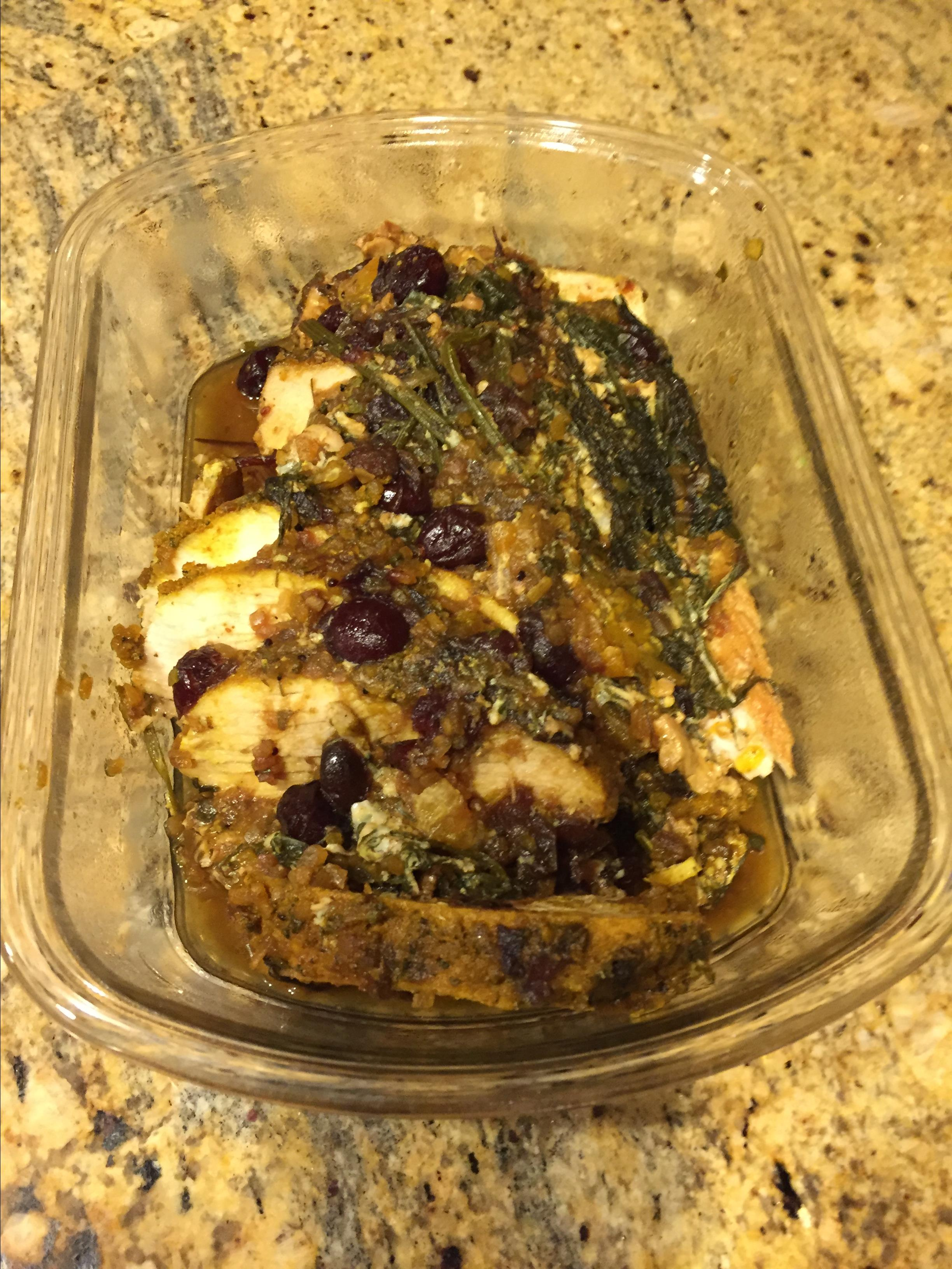 Mama H's Fooled You Fancy Slow Cooker Turkey Breast