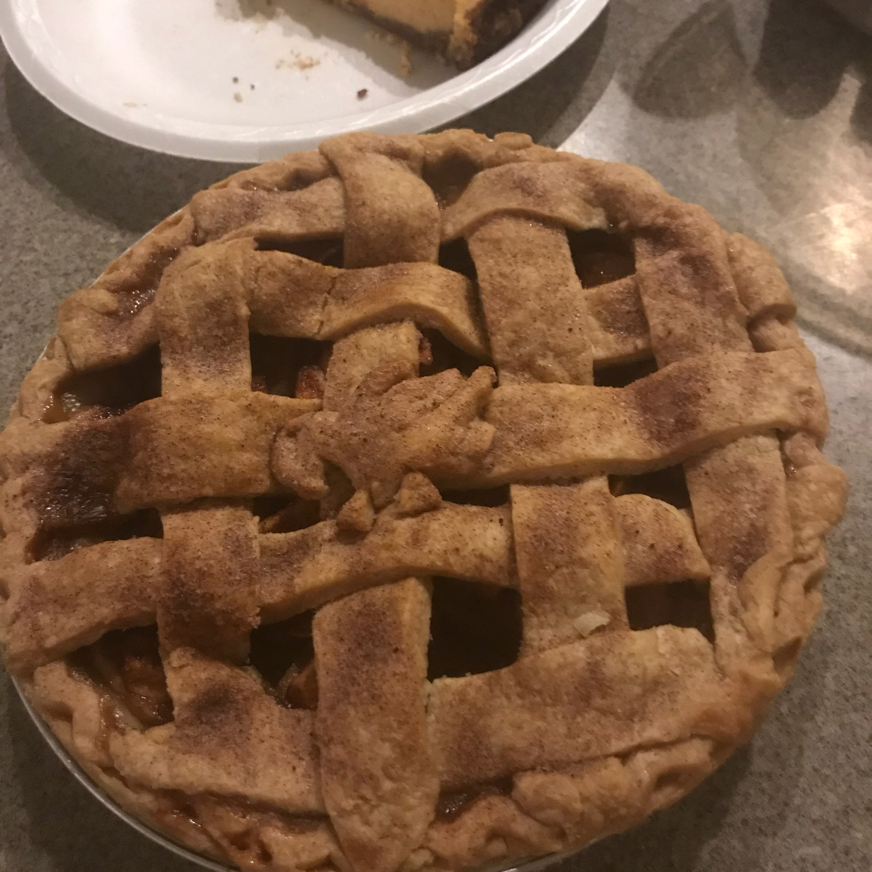 The Best Apple Pie Ever whats4dinner