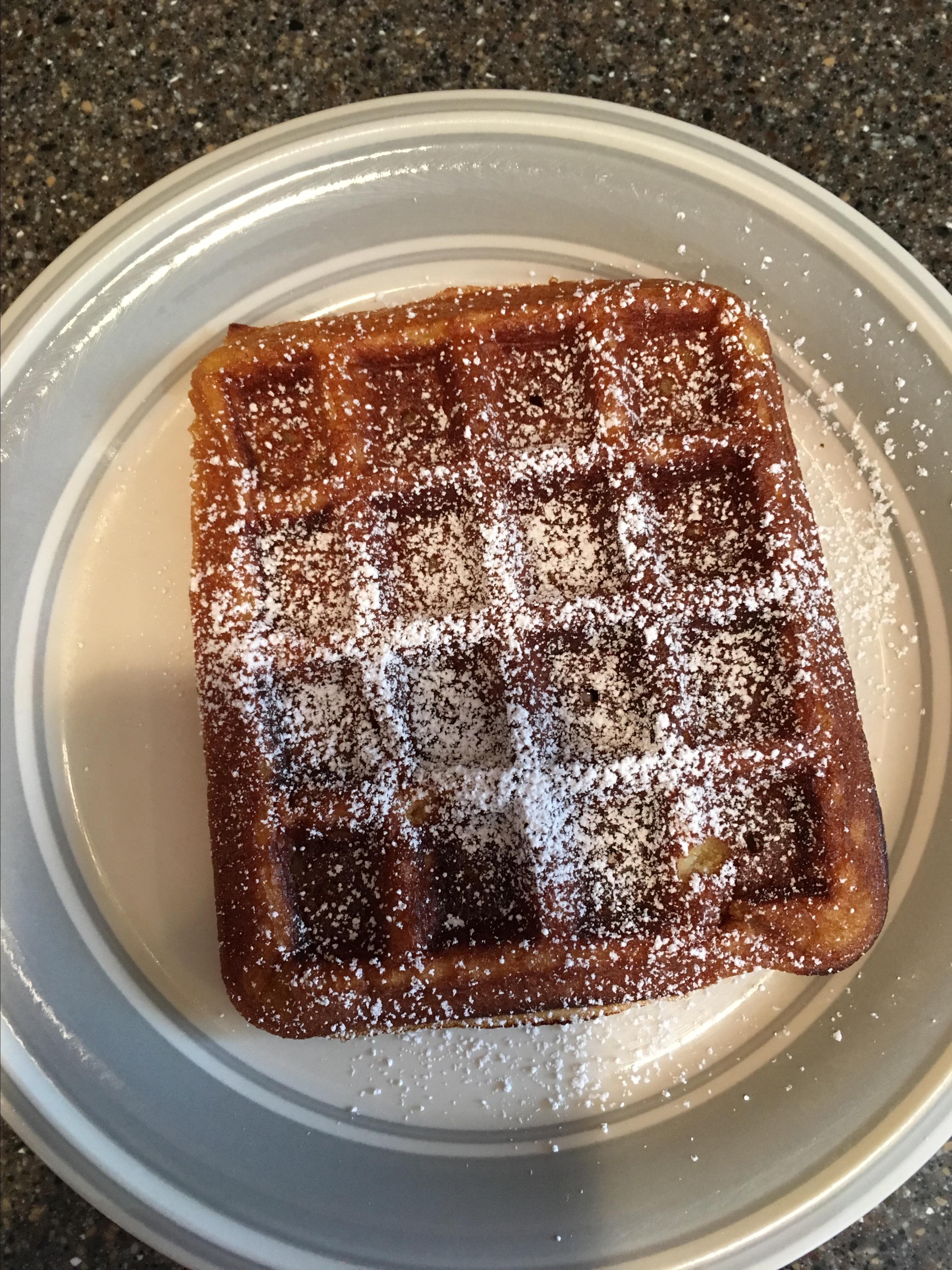 Almond Flour Waffles sjd0914