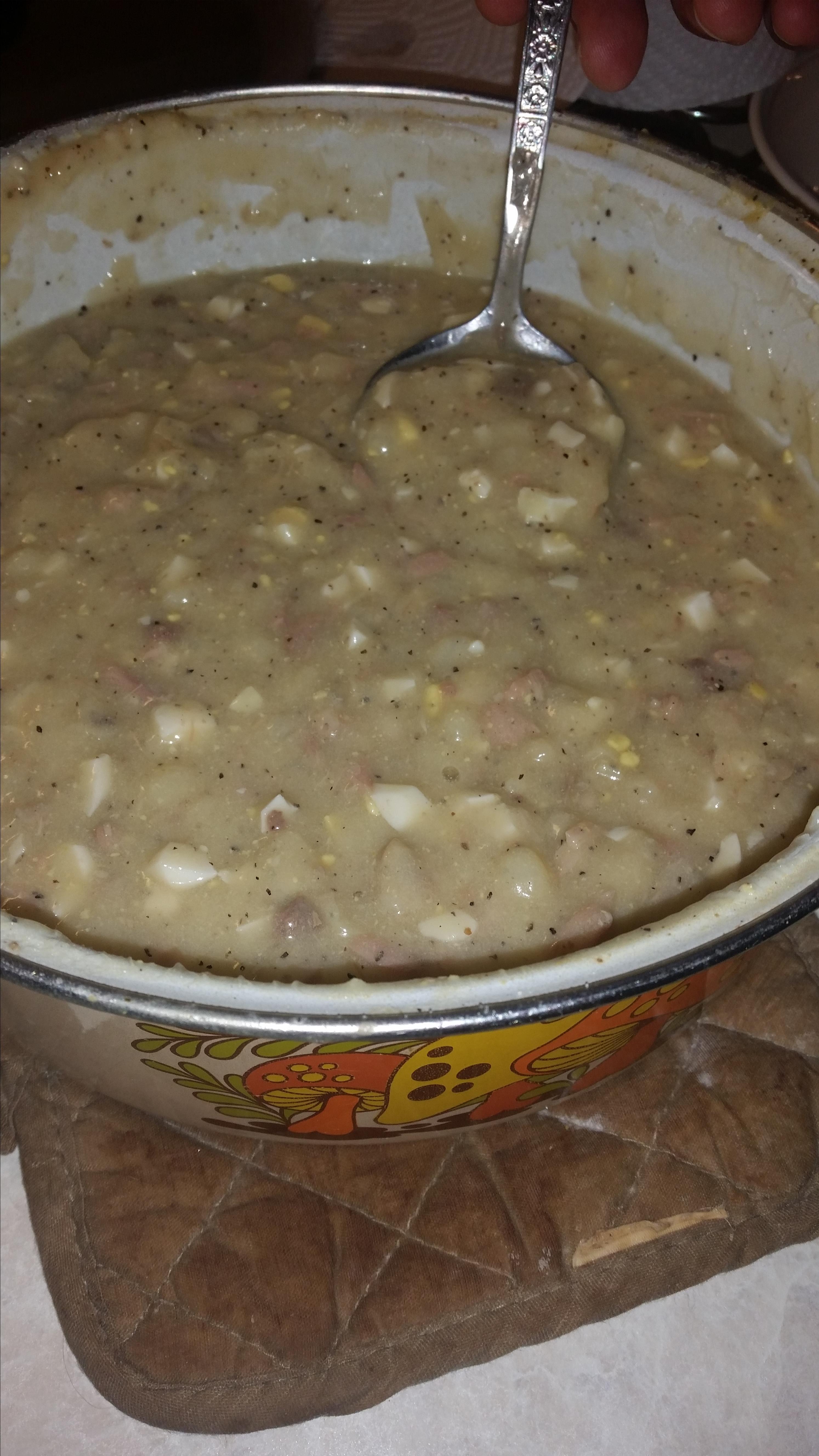 Giblet Gravy I