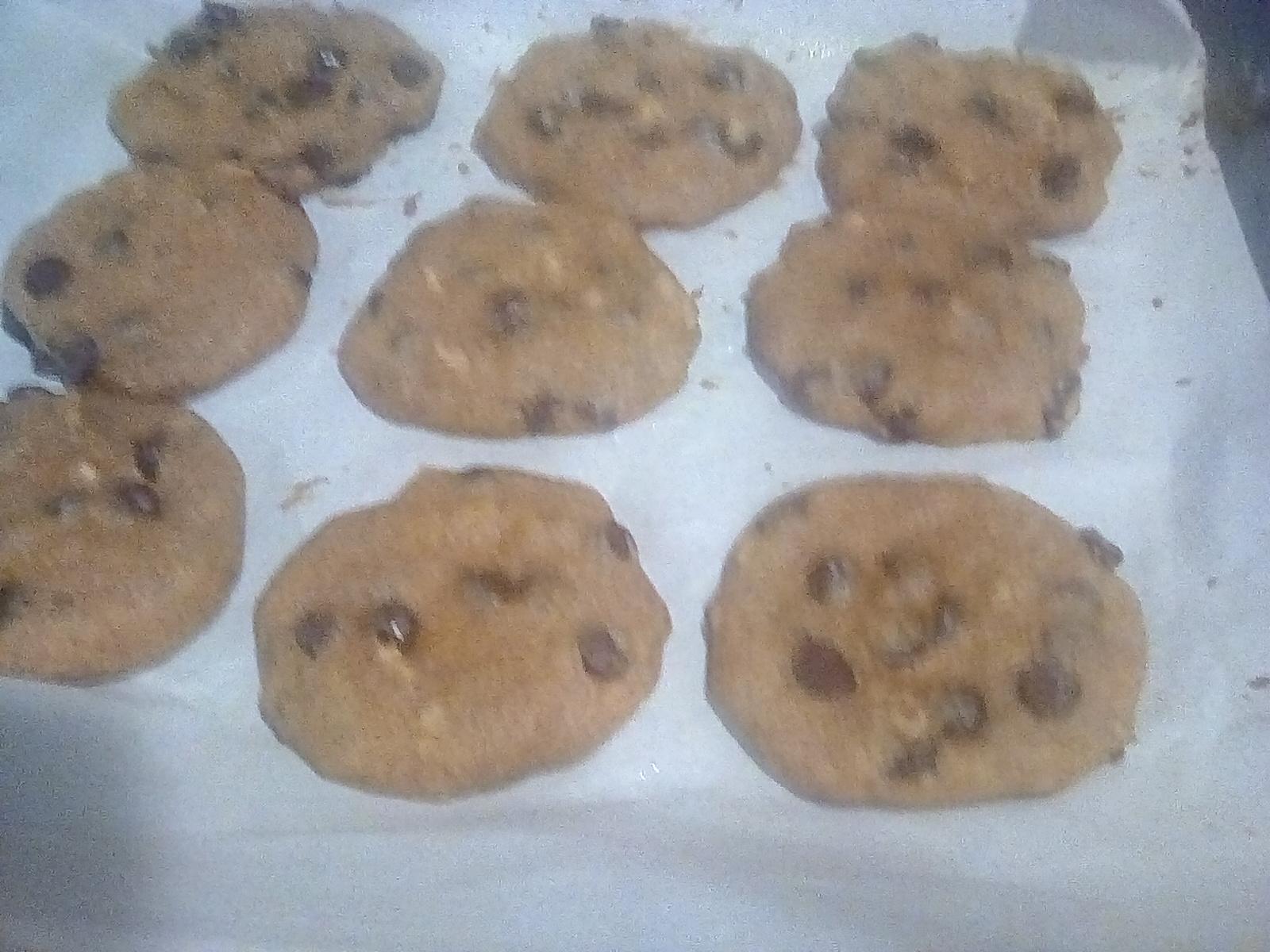 Pumpkin Chocolate Chip Cookies III Lauren :3
