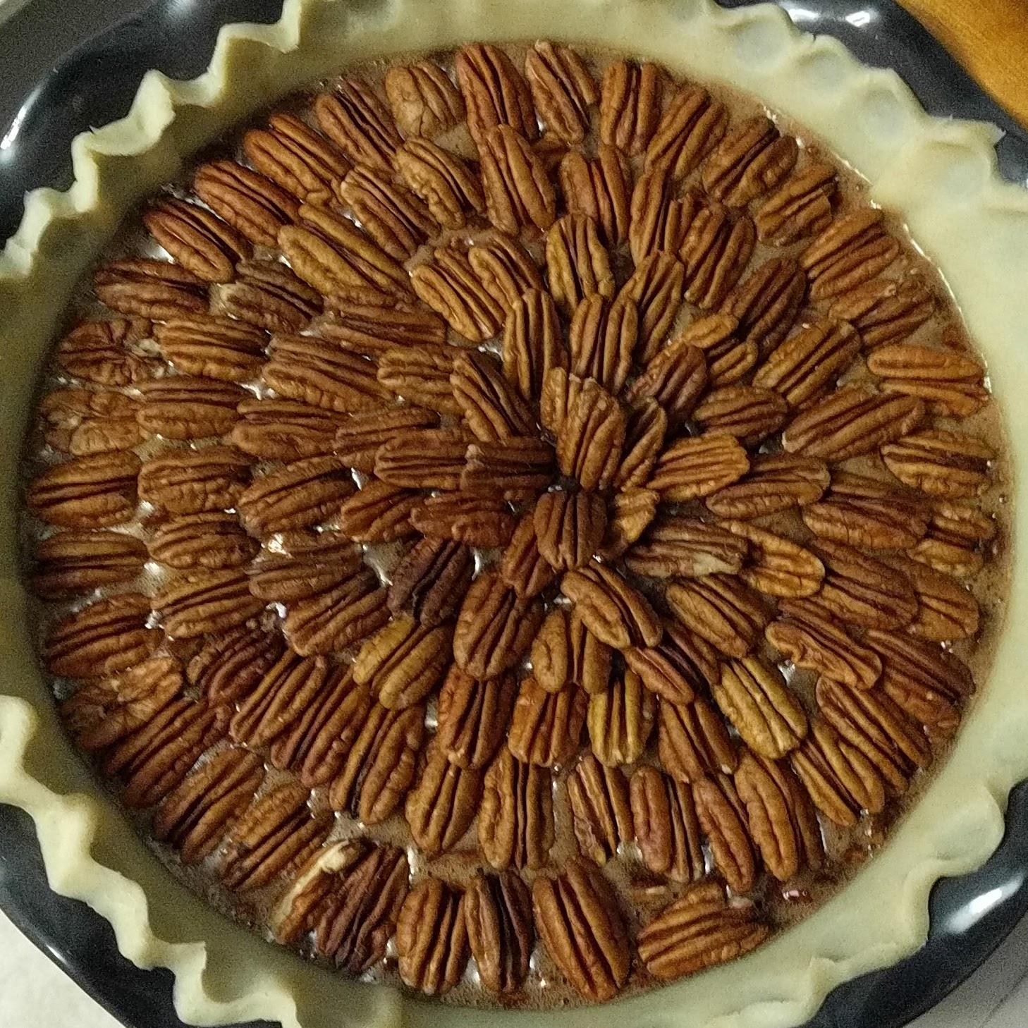 Chocolate Pecan Pie III Nicole Campbell