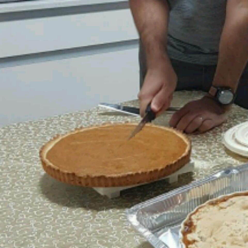 Chef John's Pumpkin Pie Hezi