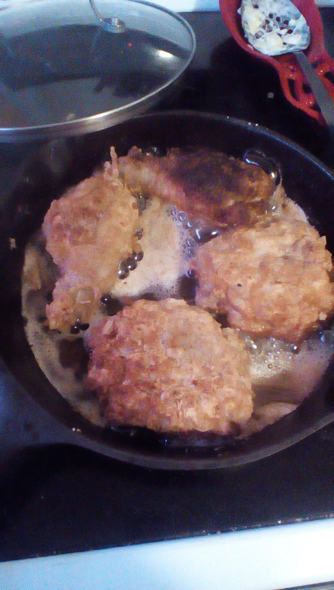 Millie Pasquinelli's Fried Chicken