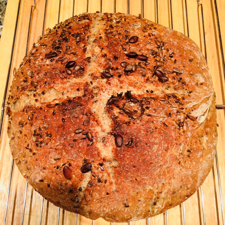 Better-Than-Bakery No-Knead Sourdough James