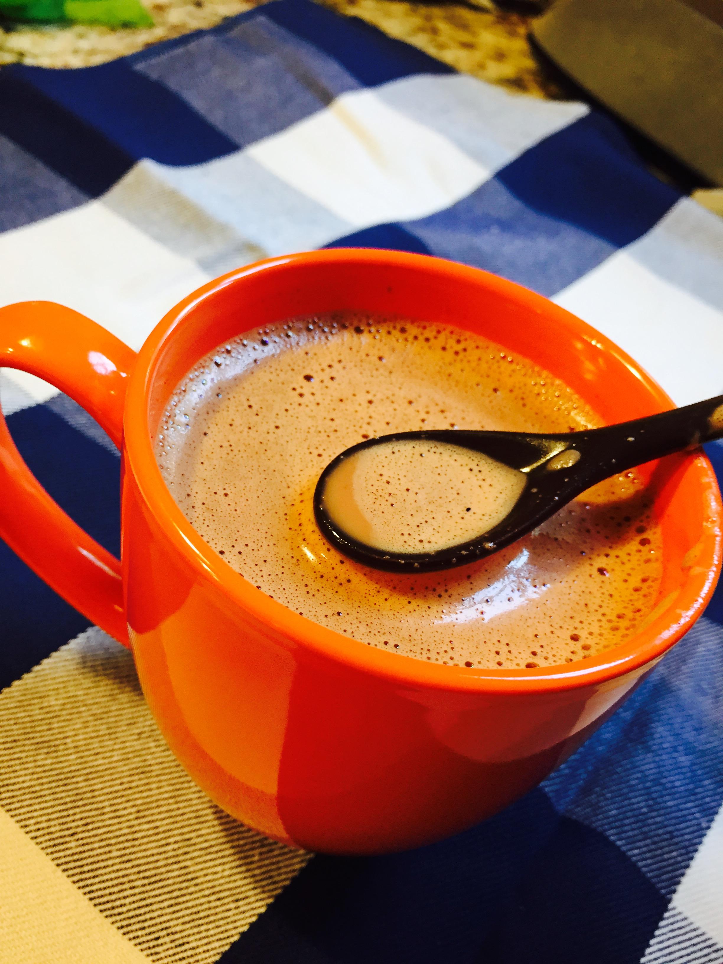 Dairy-Free Keto Hot Cocoa