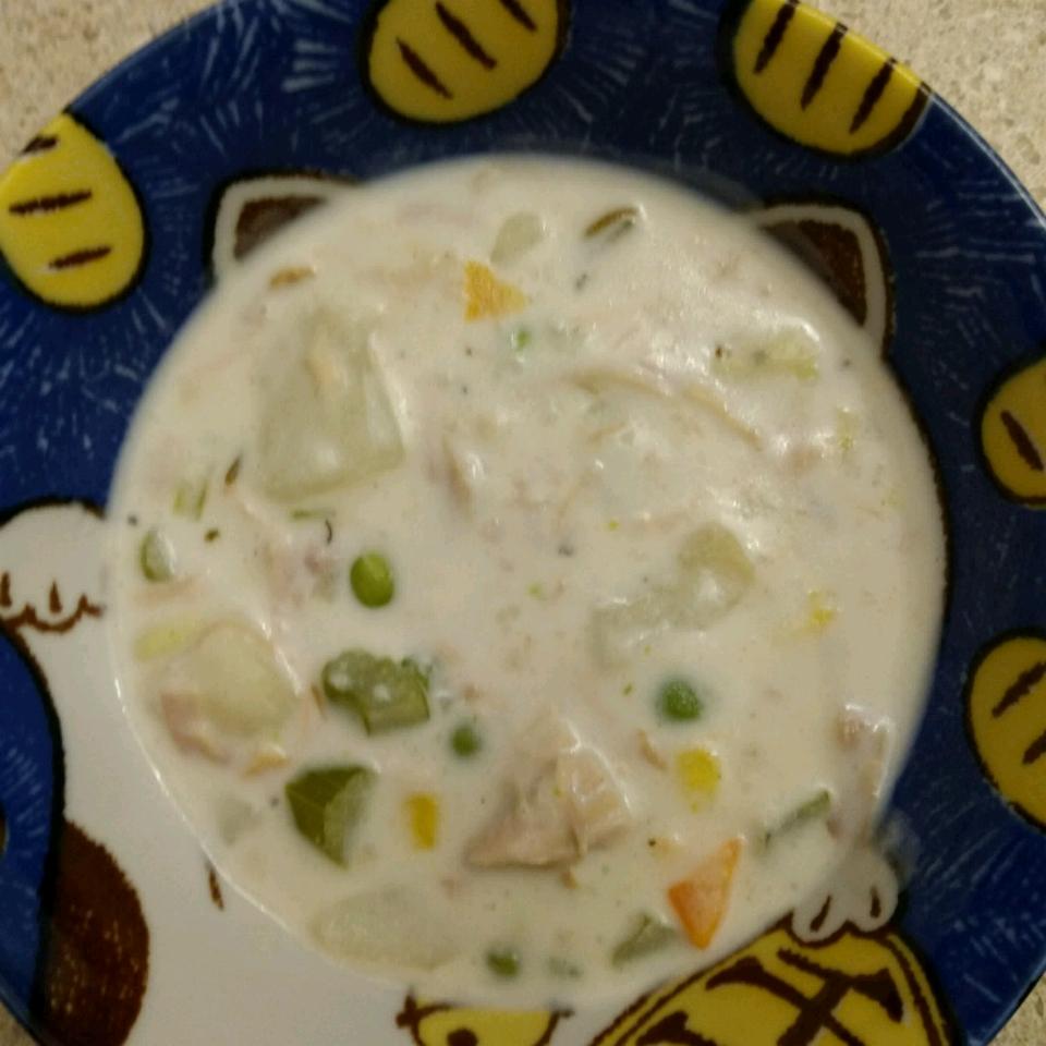 Turkey-Potato Chowder Recipe Monica Kern Bojt