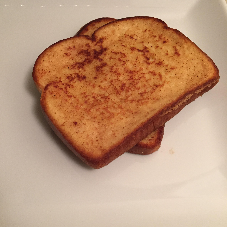 Vegan French Toast Bonnie Leigh Brade