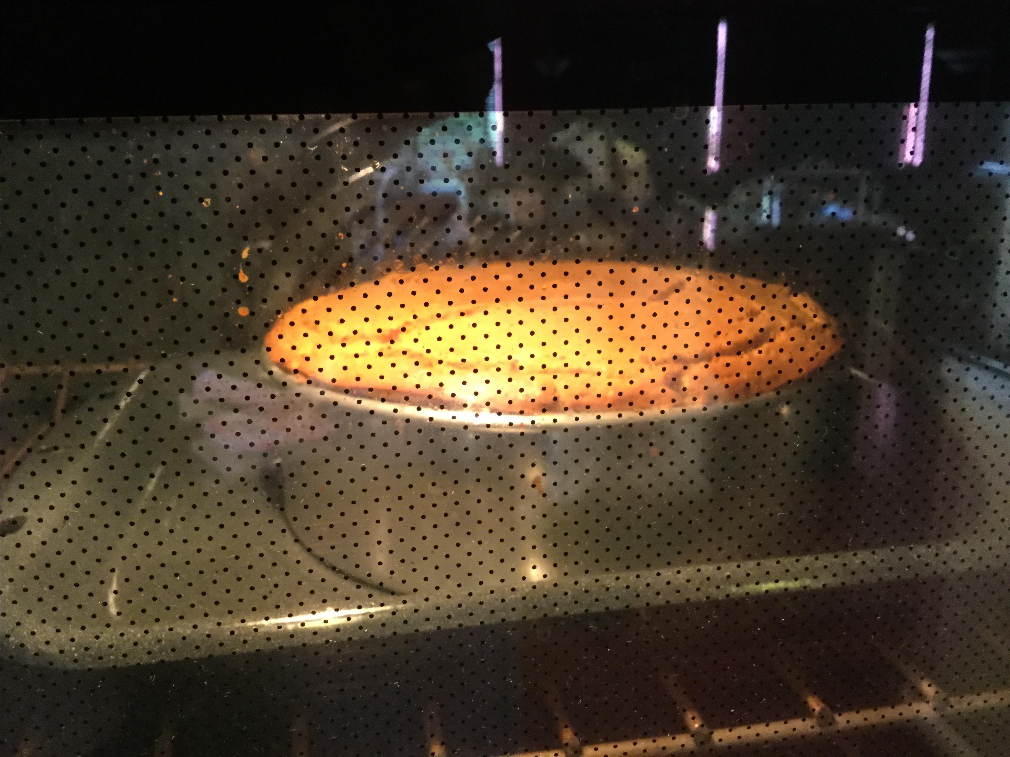 Impossible Pumpkin Pie II Crash co