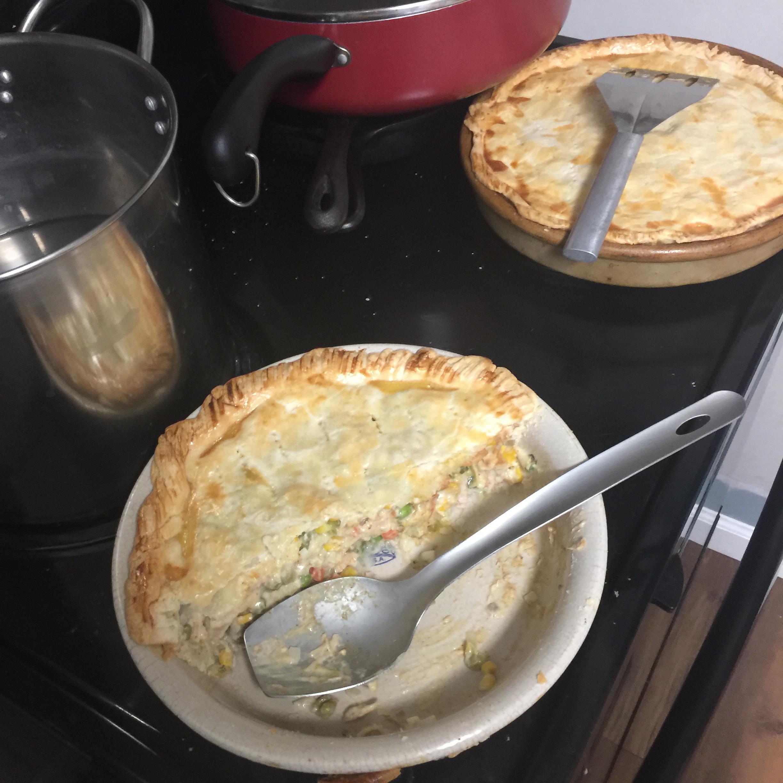 Fast and Easy Turkey Pot Pie Jason Thornton