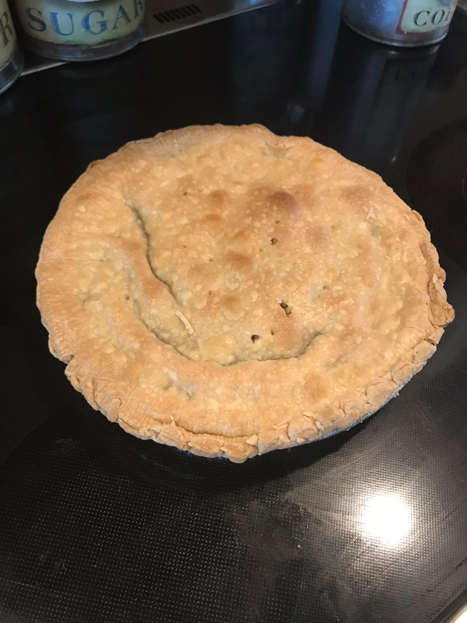 Steak and Irish Stout Pie Recipe - Allrecipes.com | Allrecipes