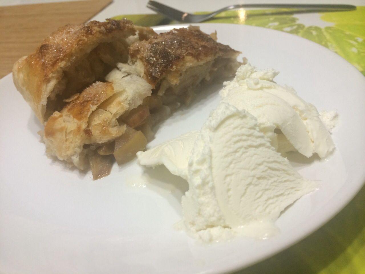 Quick Puff Pastry Apple Strudel AllrecipesPhoto