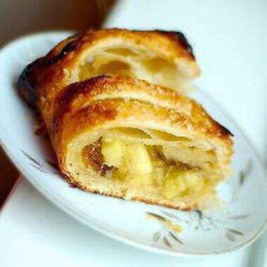 Quick Puff Pastry Apple Strudel Recipe Allrecipes