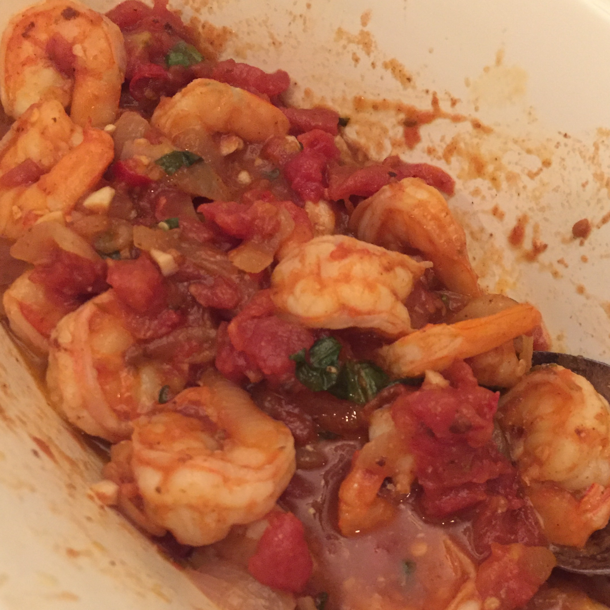 Chef John's Shrimp Fra Diavolo ChelleB16