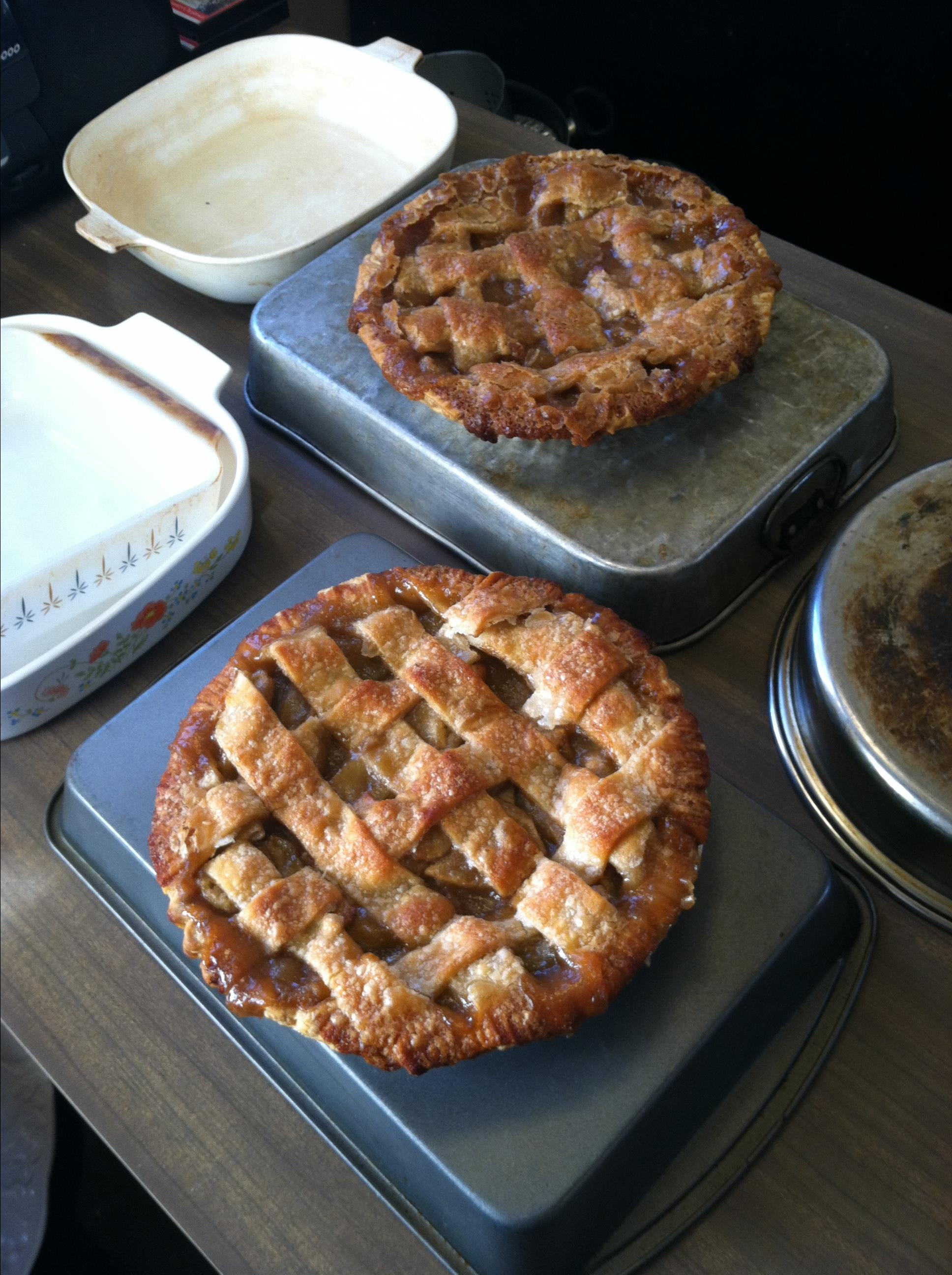 Grandma Ople's Apple Pie Connie Molitor Bergeron