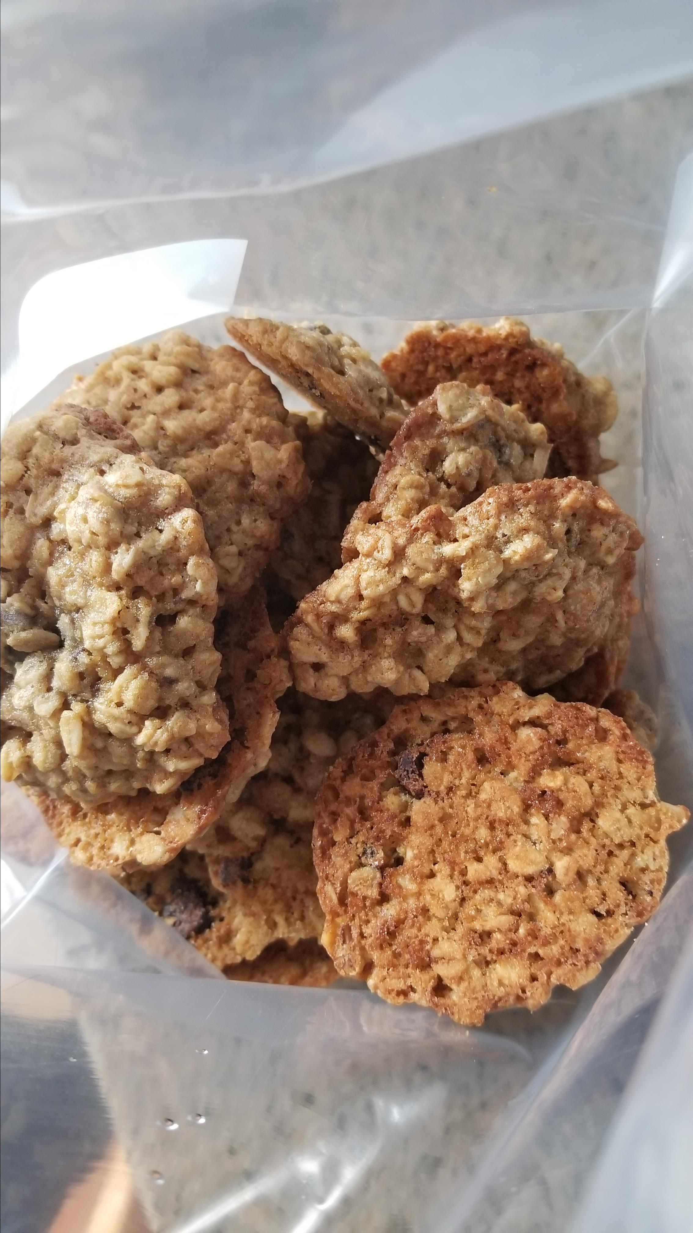 Henry and Maudie's Oatmeal Cookies