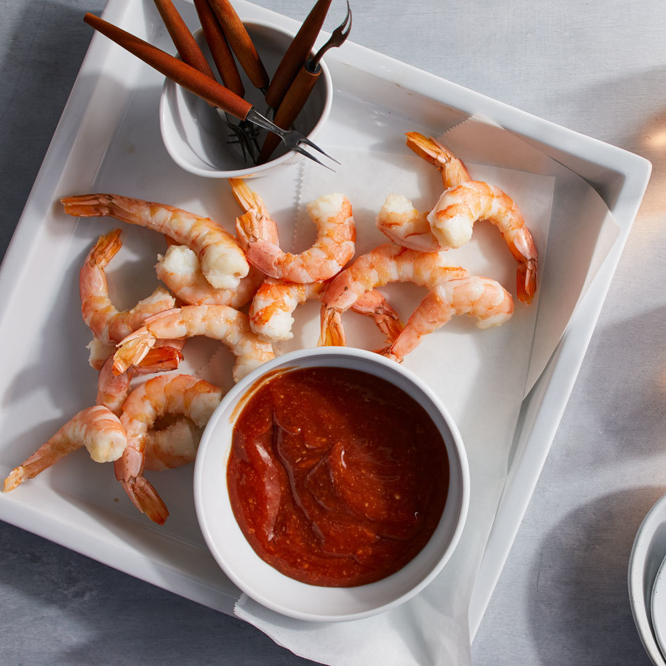 Classic Shrimp Cocktail Sauce Carolyn Casner