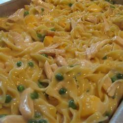 Tuna Noodle Casserole I tiff