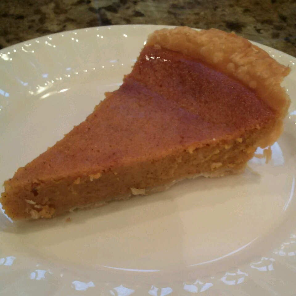 Goldilocks Sweet Potato Pie Alonzo Foster