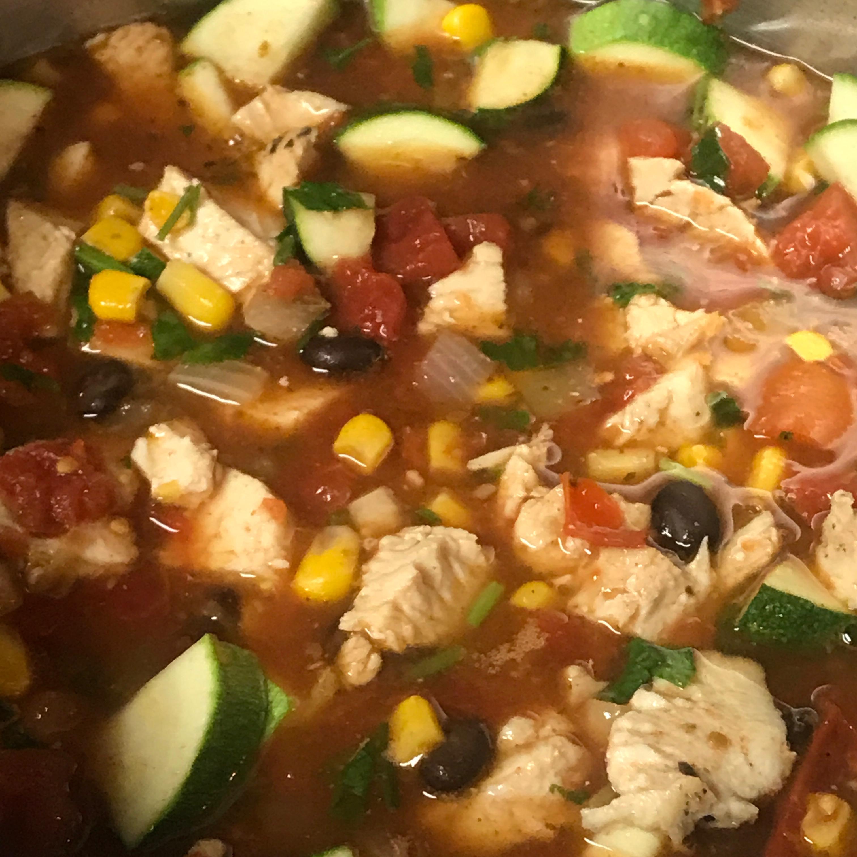 Chicken Tortilla Soup I Stacy Weiskopf