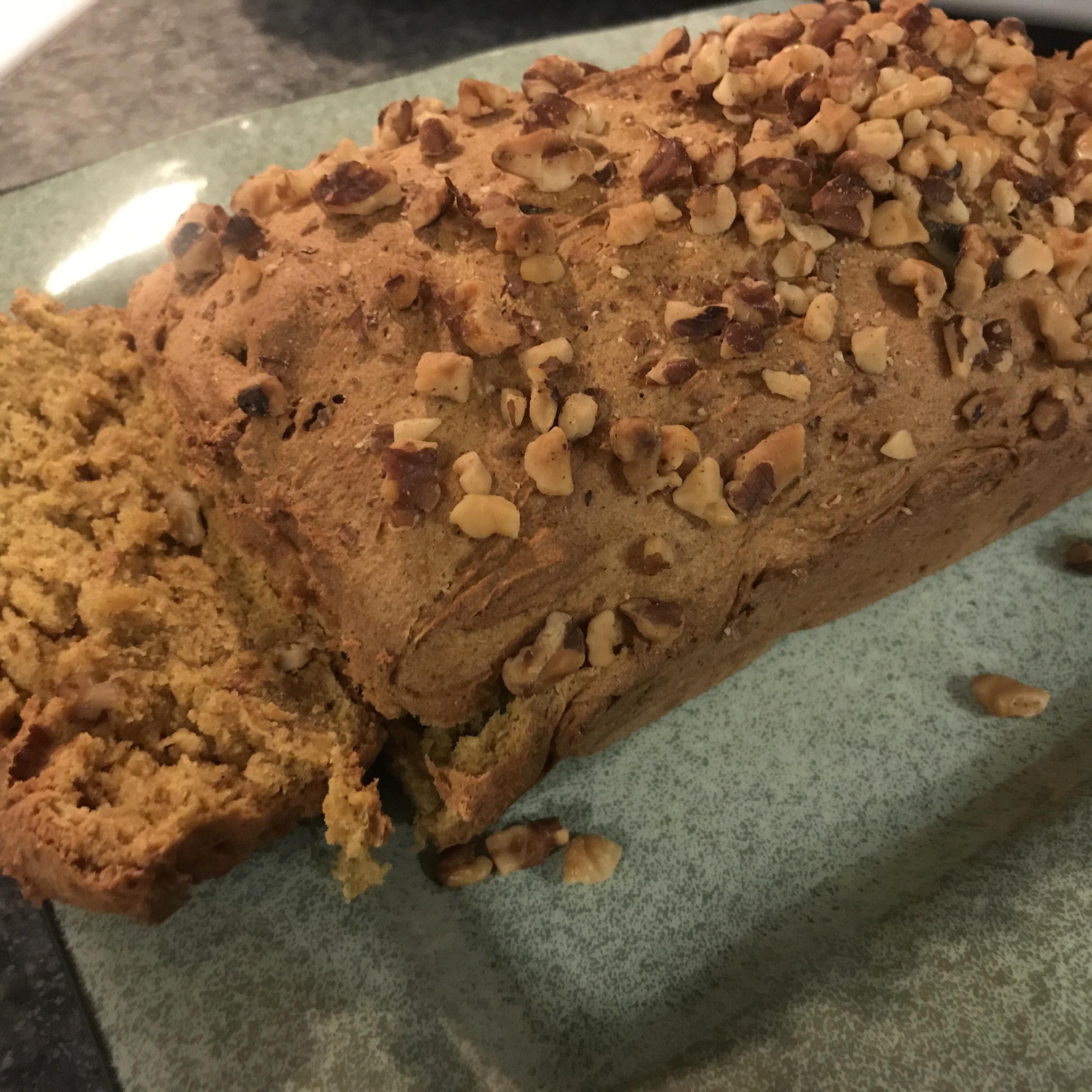 Pumpkin Bread (Gluten-Free) Katherine Nussbaumer