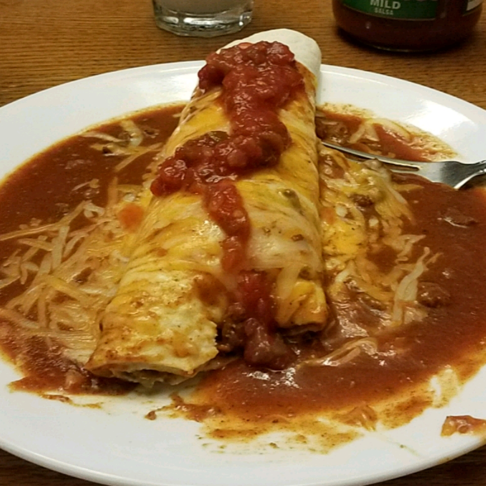 Fabulous Wet Burritos Russell Froemming