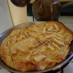 German Apple Pancake russ.man