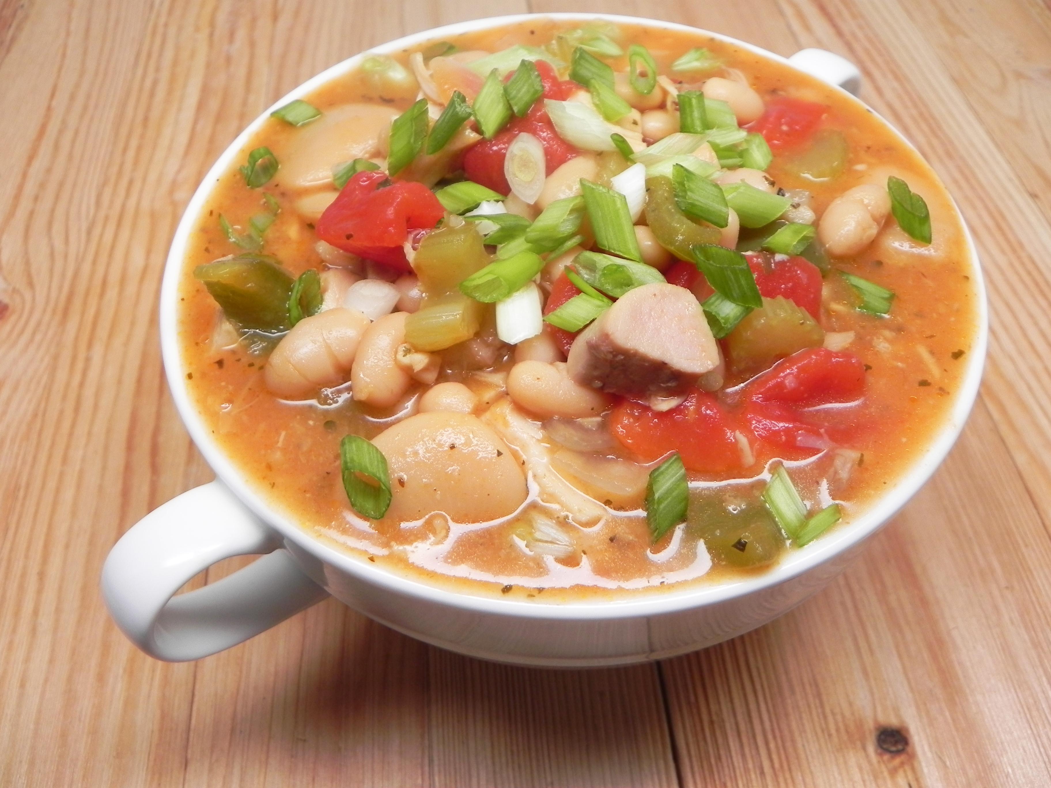 30-Minute White Bean Chili