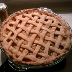 Ground Cherry Pie II Lizzie Rose