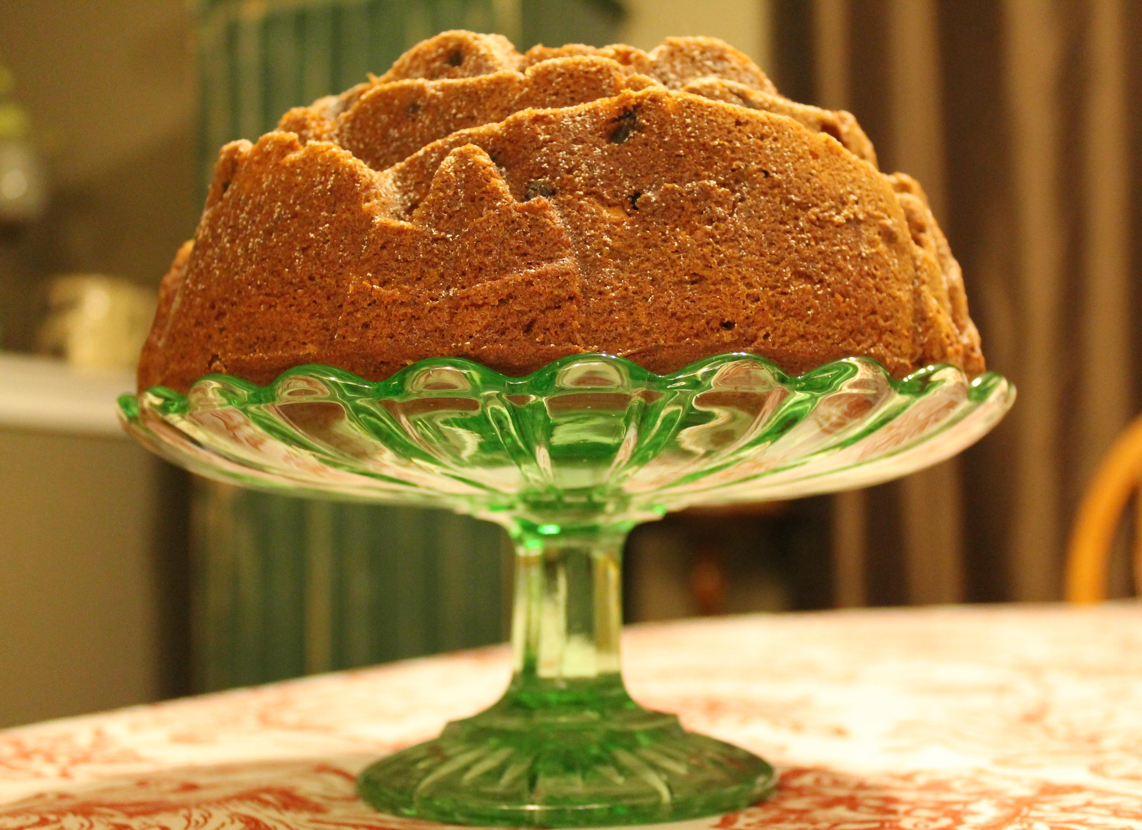 Mimi's Tomato Soup Cake