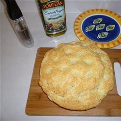 Parmesan Focaccia Bread Ross