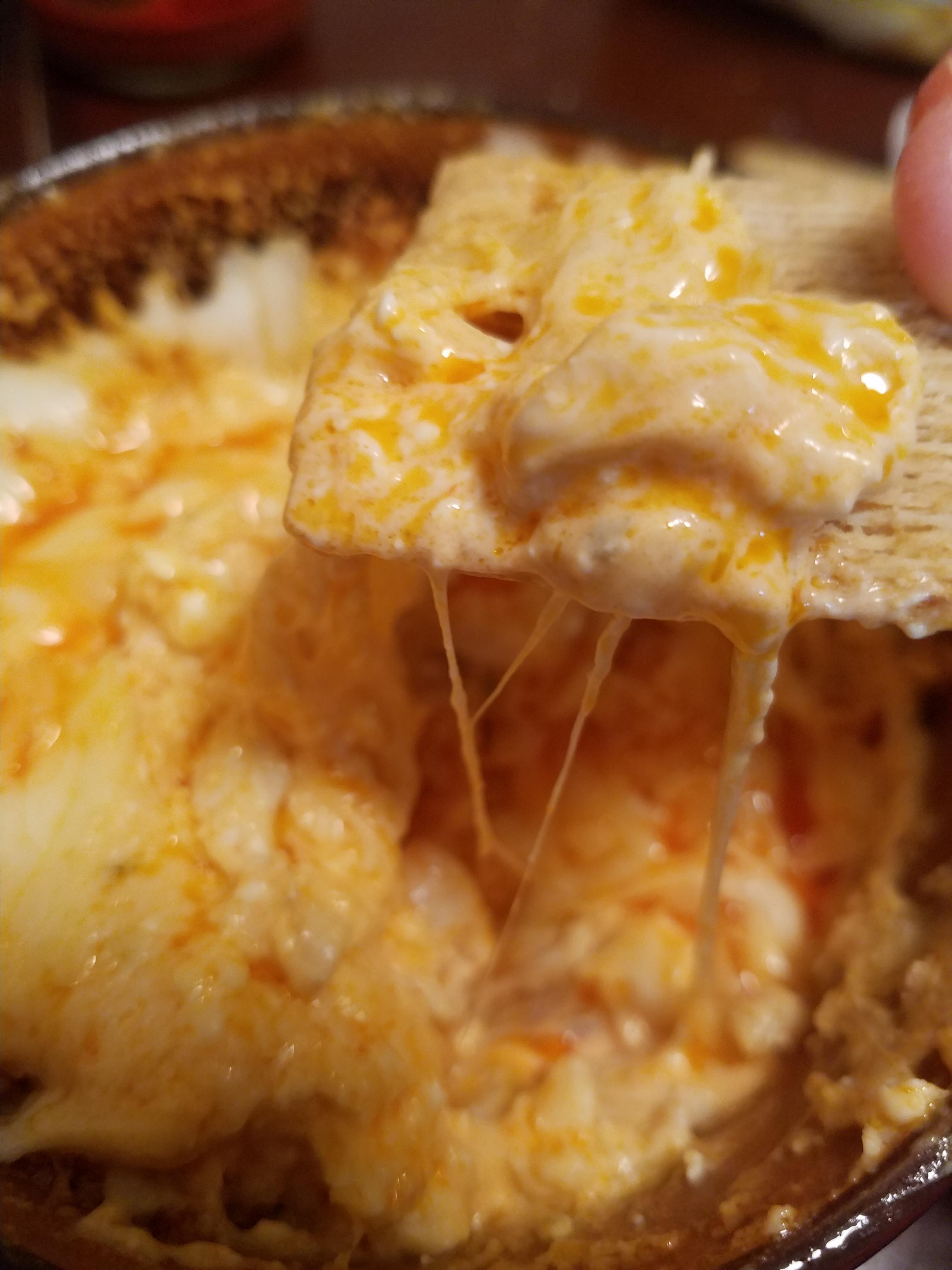 Buffalo Chicken Dip Elizabeth MacTavish